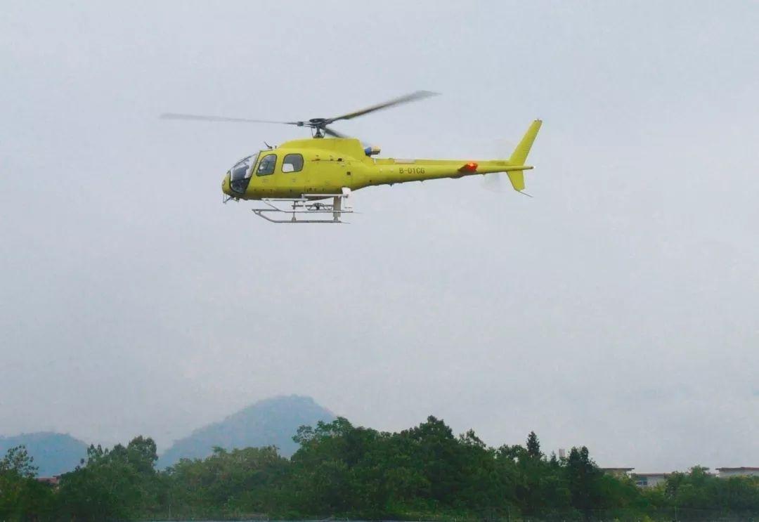 AC家族又添新成员,AC311A航遥机首飞成功