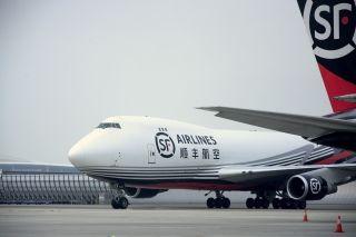 顺丰航空首架747归队 机队规模增长至48架