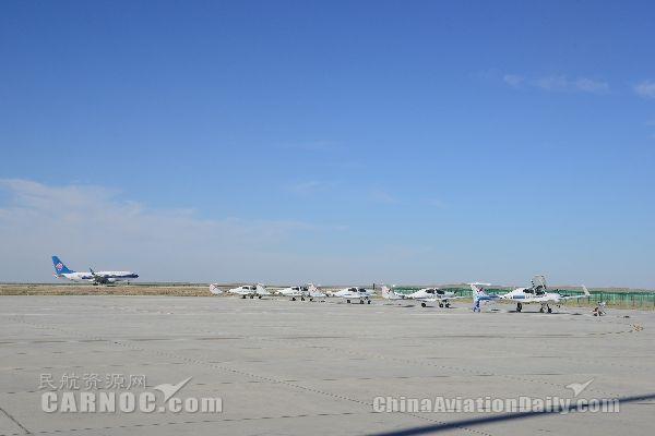 新疆机场集团各支线机场3月新开复航加密航线29条