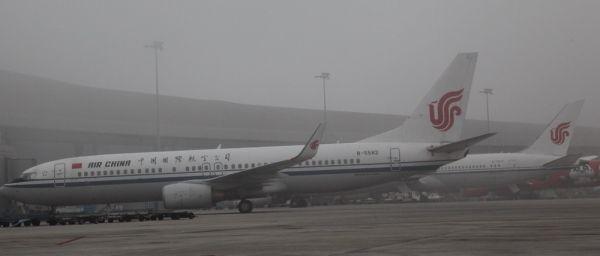 国航重庆分公司沉稳应对冬春换季后首场大雾