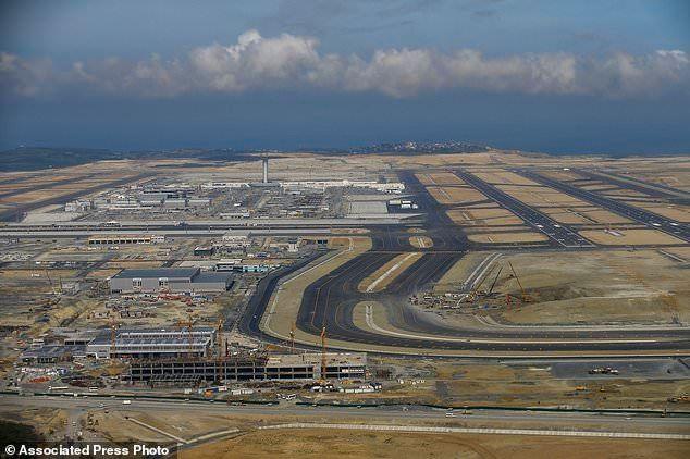 ?#20102;固共?#23572;新机场29日启用 或为全球最大机场