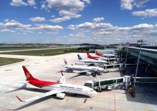 運城關公機場年旅客吞吐量突破200萬人次