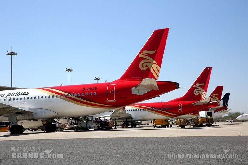 深航春节假期深圳地区运送旅客28万人次