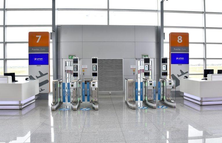 智利南美航空在南美洲首次应用生物识别技术