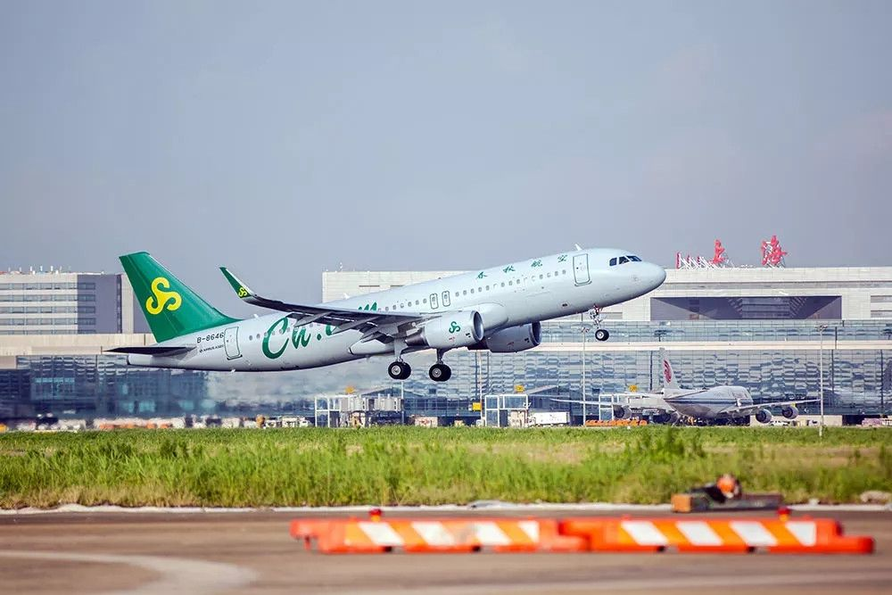 春秋航空发布2019春运两岸加班计划