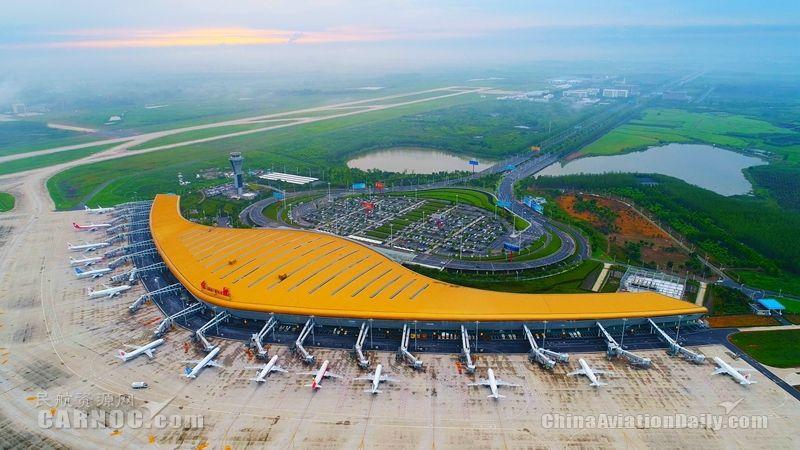 四型机场:合肥机场数字孪生智慧运行项目