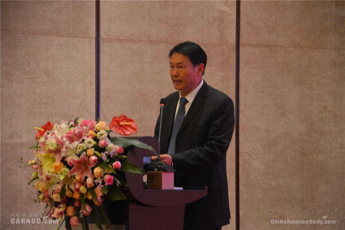 云南省交通运输厅副厅长张长生致开幕辞