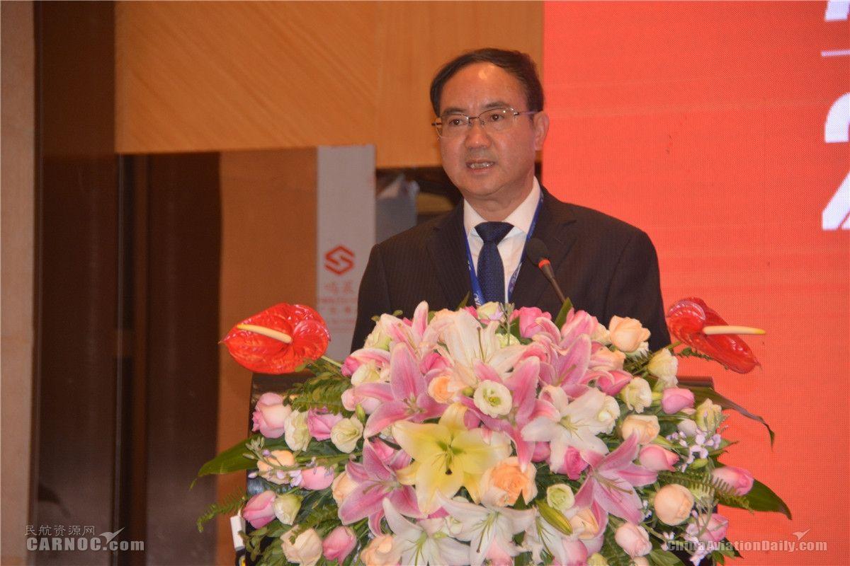 云南机场集团唐学范总裁
