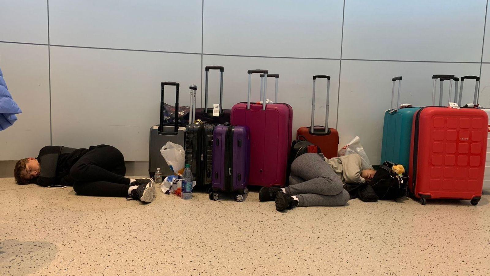 77小时旅行体验?英航因航班延误道歉