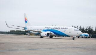 东海航空引进第21架波音737-800型客机