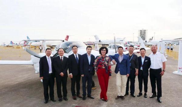 万丰飞机亮相珠海航展 现场达成500多架意向性订单|新闻动态-飞翔通航(北京)服务有限责任公司