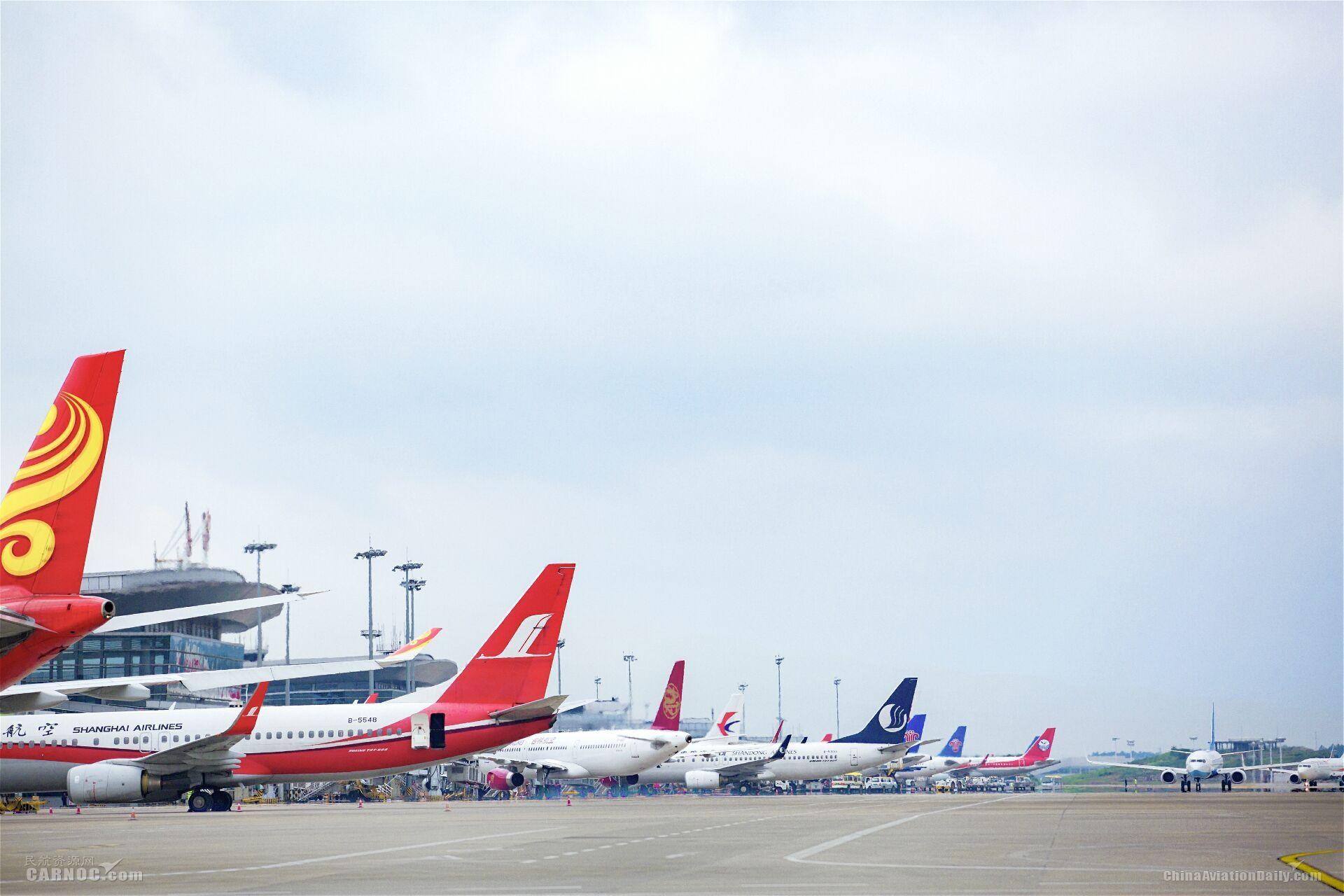 长沙黄花机场机坪管制移交 进入独立运行阶段