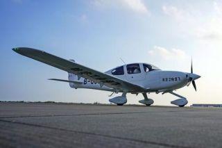 西銳SR2X獲中國PC 首批兩架飛機交付用戶
