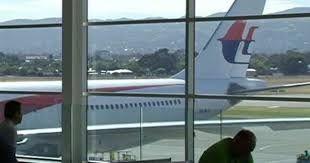 惊险!马航客机下降高度后复飞盘旋 机场不知情