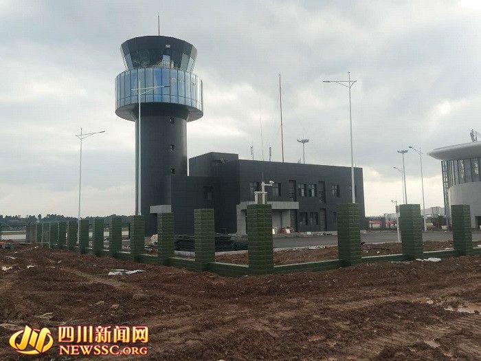 巴中恩阳机场建设接近尾声 预计11月20日试飞