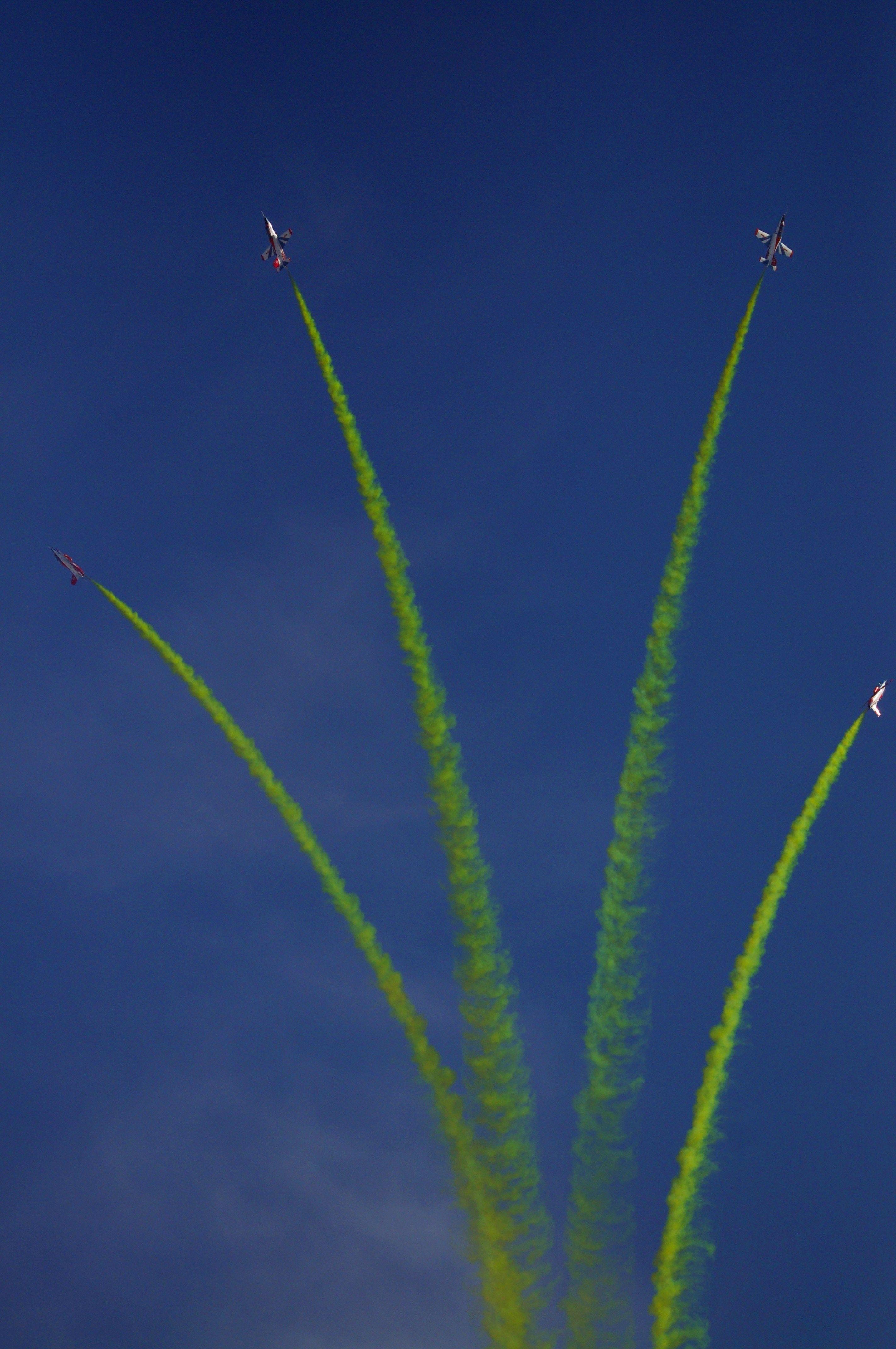 珠海航展落幕 红鹰表演队带来精彩表演|新闻动态-飞翔通航(北京)服务有限责任公司
