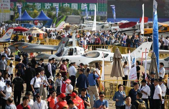 透视珠海航展: 中国为全球航空业带来惊喜与机会