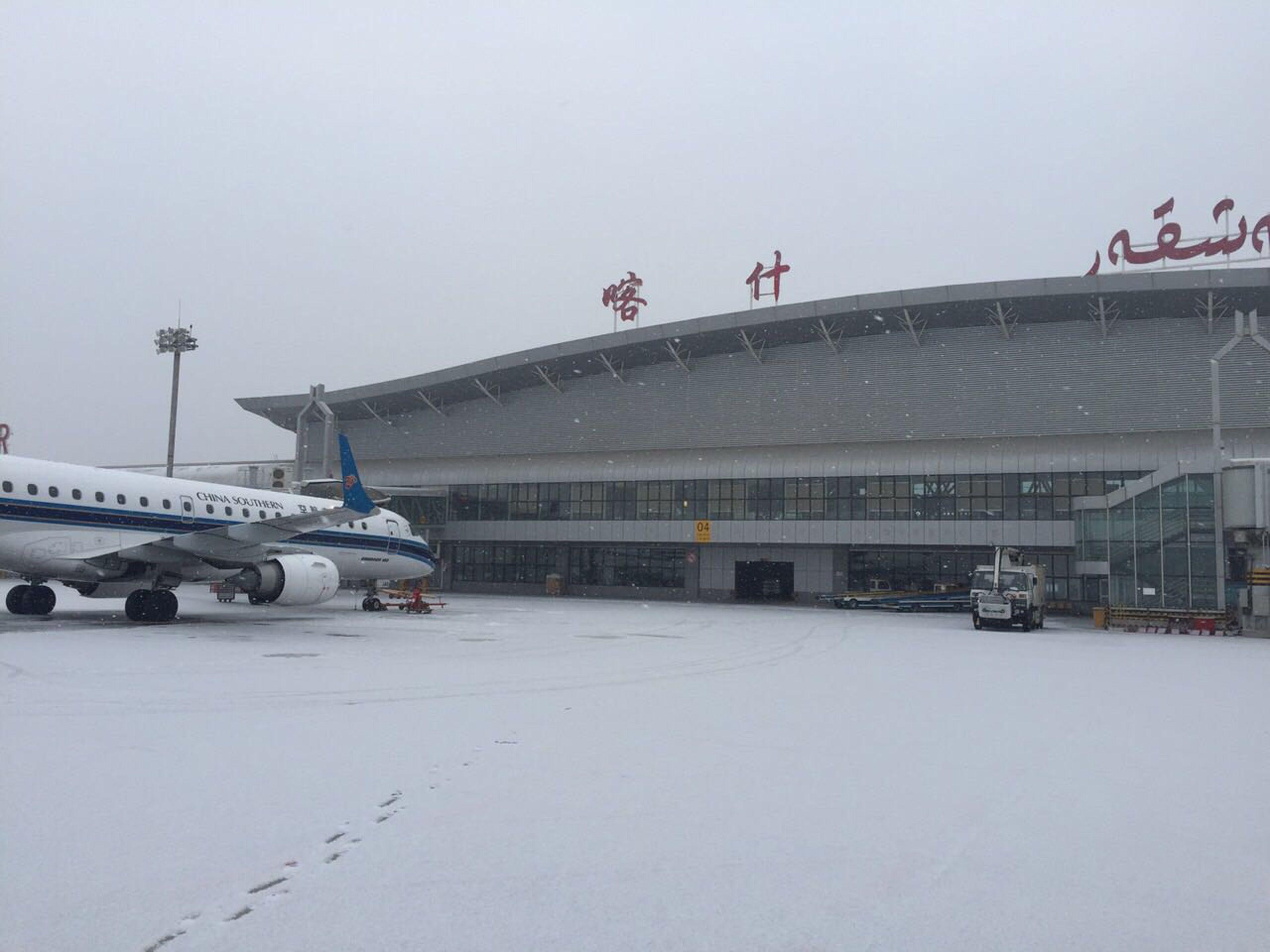 喀什机场春运客流创新高 7天运送旅客3.7万人次