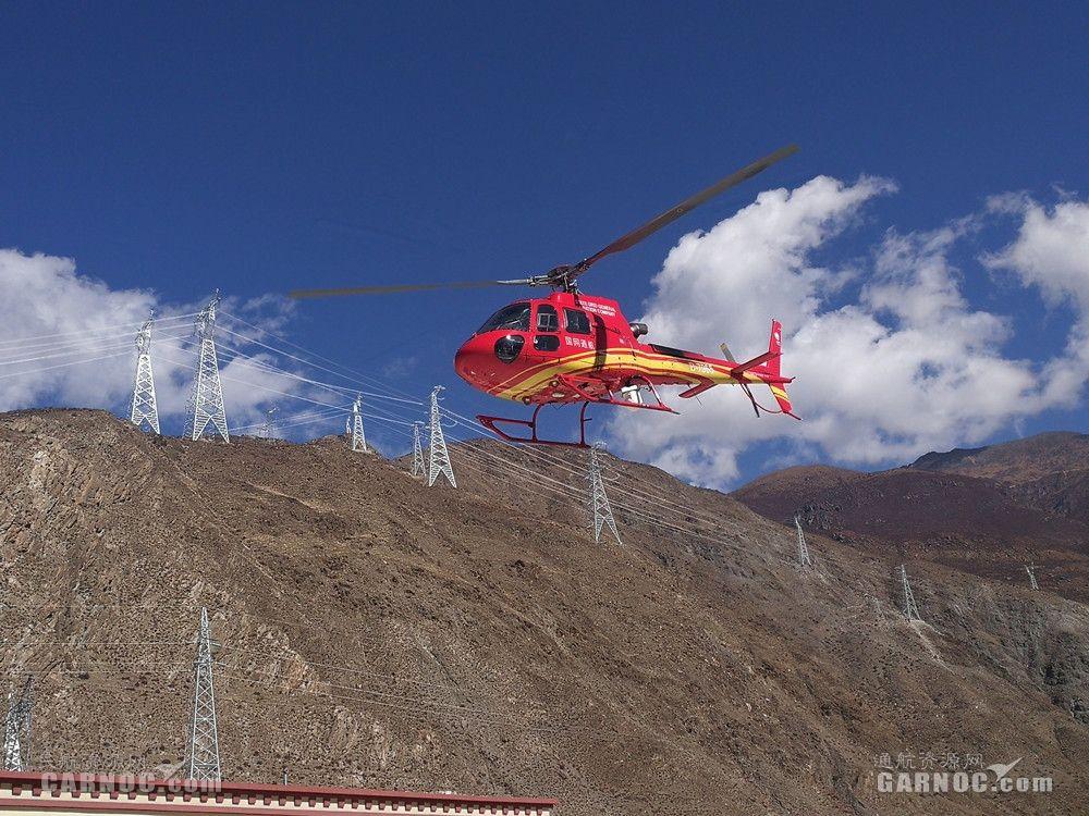 藏中联网线路直升机试验性航巡作业圆满完成|新闻动态-飞翔通航(北京)服务有限责任公司