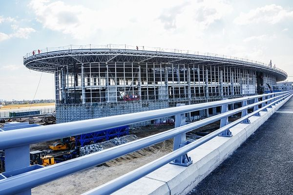南通机场新航站楼加速建设