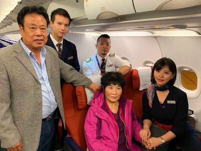 东航江苏:万米高空救助发病旅客