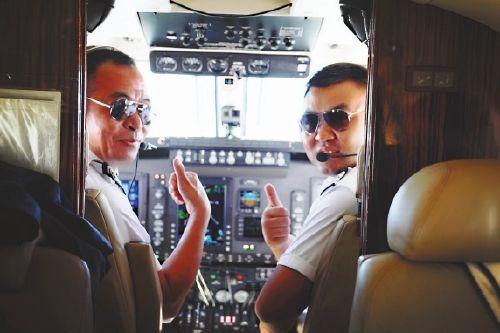 环飞中国 推开私人飞行之窗