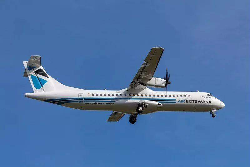 博茨瓦纳航空引进首架ATR72-600