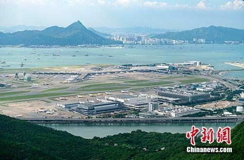香港机管局计划2019年扩大多项物联网应用
