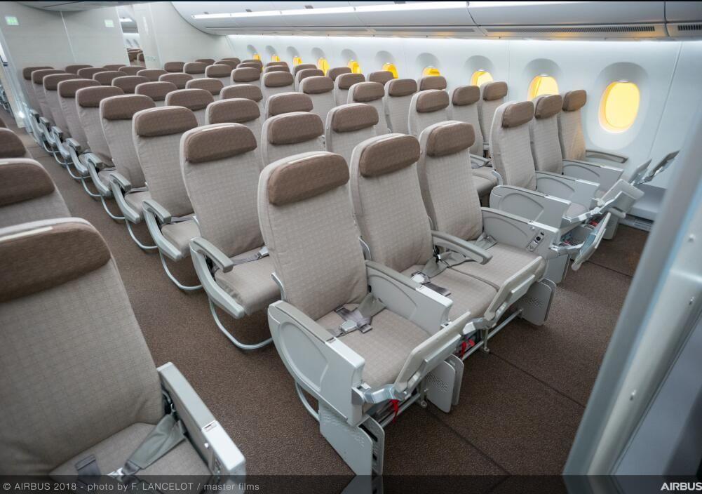 A350经济舱