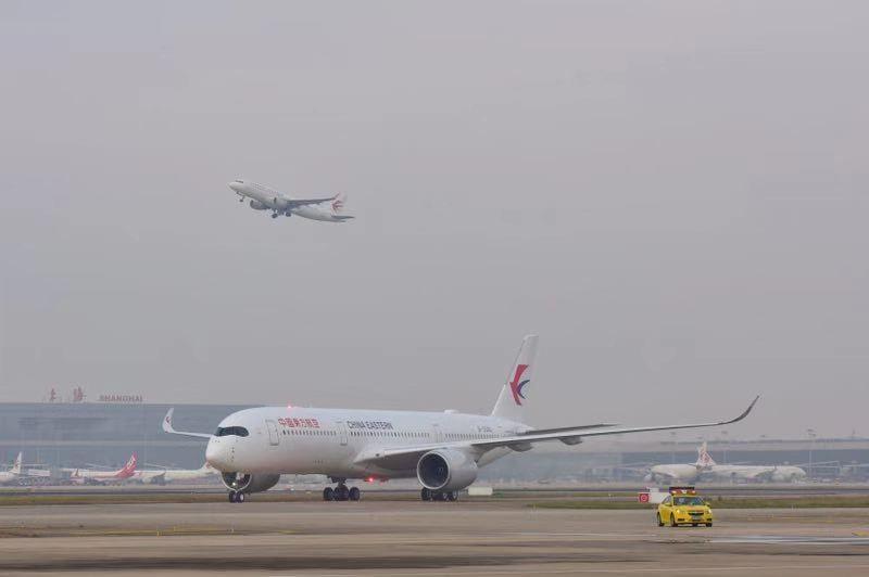 东航A350