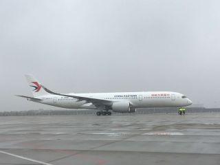 全球首发最高配置  记者探访东航A350客舱系统