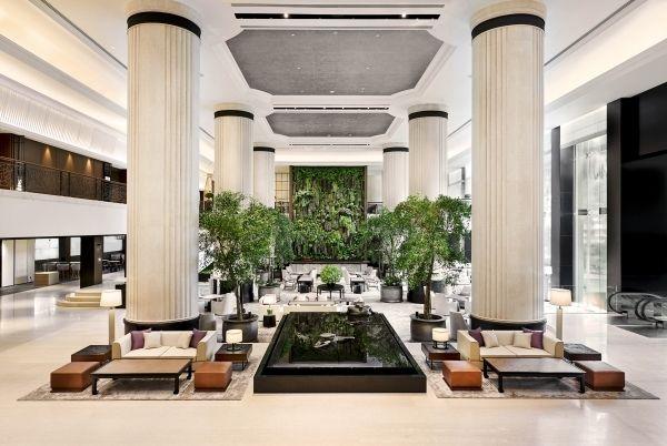 新加坡香格里拉大酒店——尽情发现旅行的意义