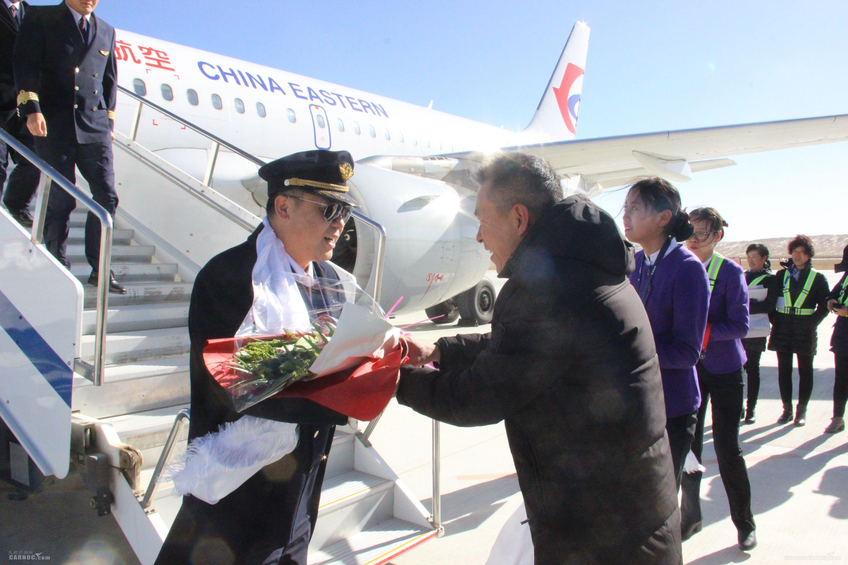 德令哈机场年旅客吞吐量首次突破10万人次