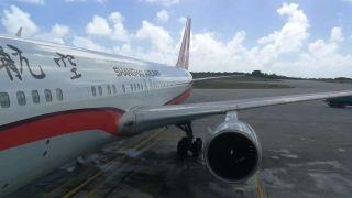 不忘初心  再铸辉煌 ——上航767机队退役侧记
