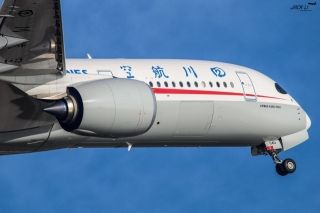 摄影:民航资源网飞友Jack Li