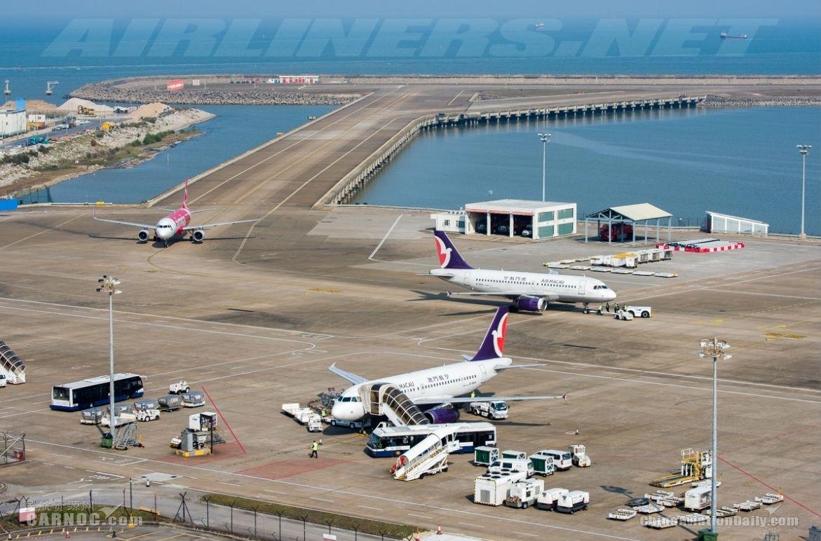 澳门机场增加全货机航班 加强澳门空运物流优势