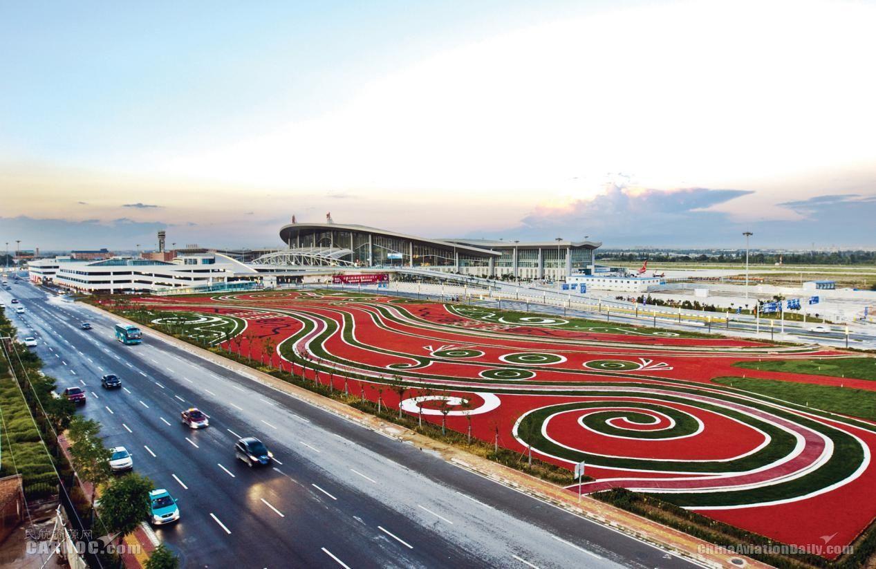 兰州中川机场年旅客吞吐量首次突破1300万人次