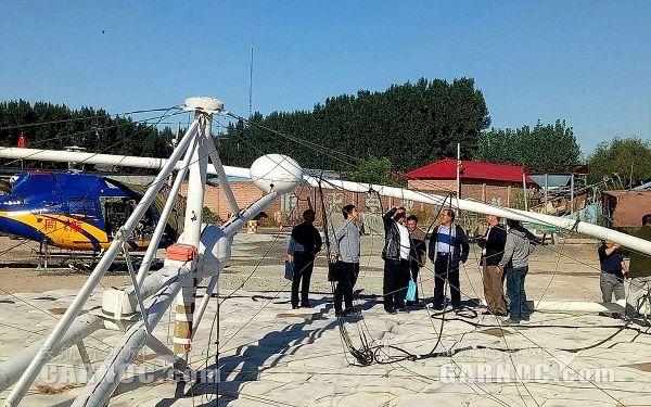 湖北同誠通航圓滿完成中國地質調查局航測任務