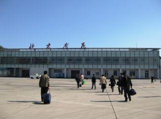 北京南苑机场之中国联航乘机体验