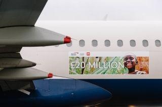 慈善项目提前2年完成 英航搞笑视频致敬乘客员工