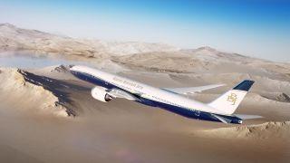 波音推出777X公务机 将重新定义超长航程旅行