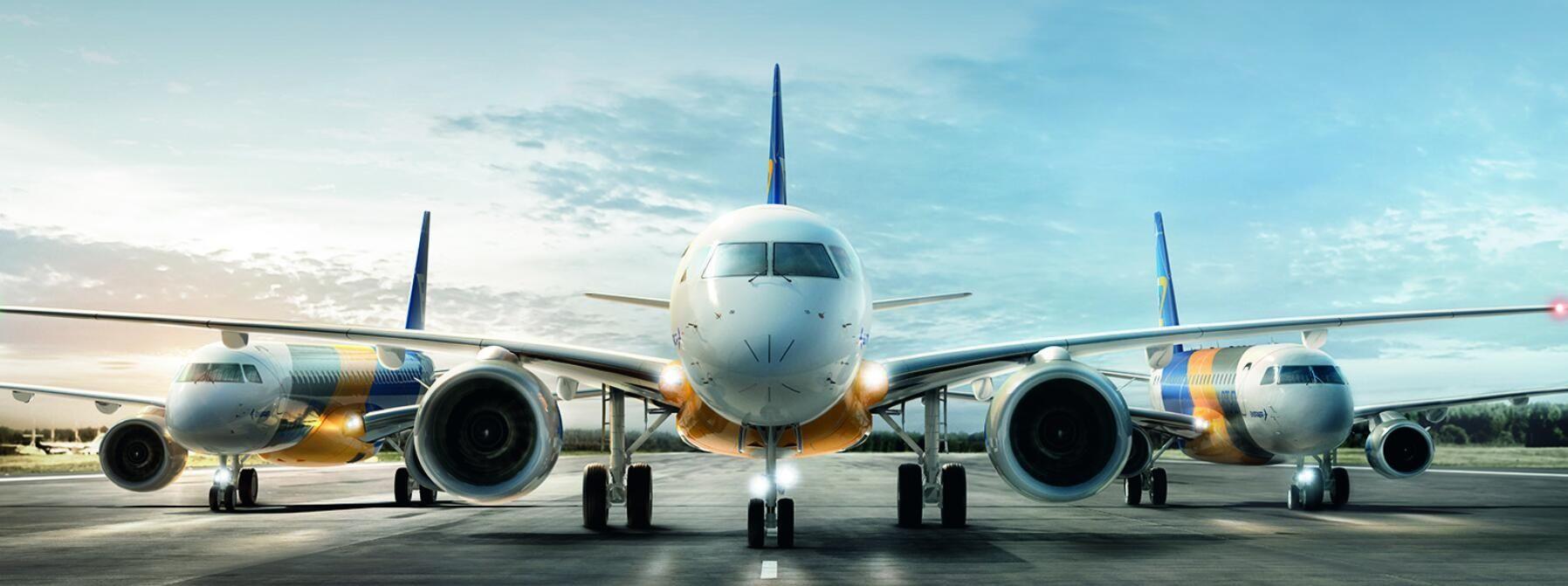 民航早报:巴西批准波音与巴航工业合资