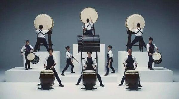 日航×和太鼓:严守精准,只因每一秒都无比珍贵