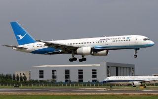 """回首757客机 亲爱的""""老伙计""""再见"""