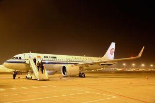 国航西南引进A320NEO新机  机队规模达94架