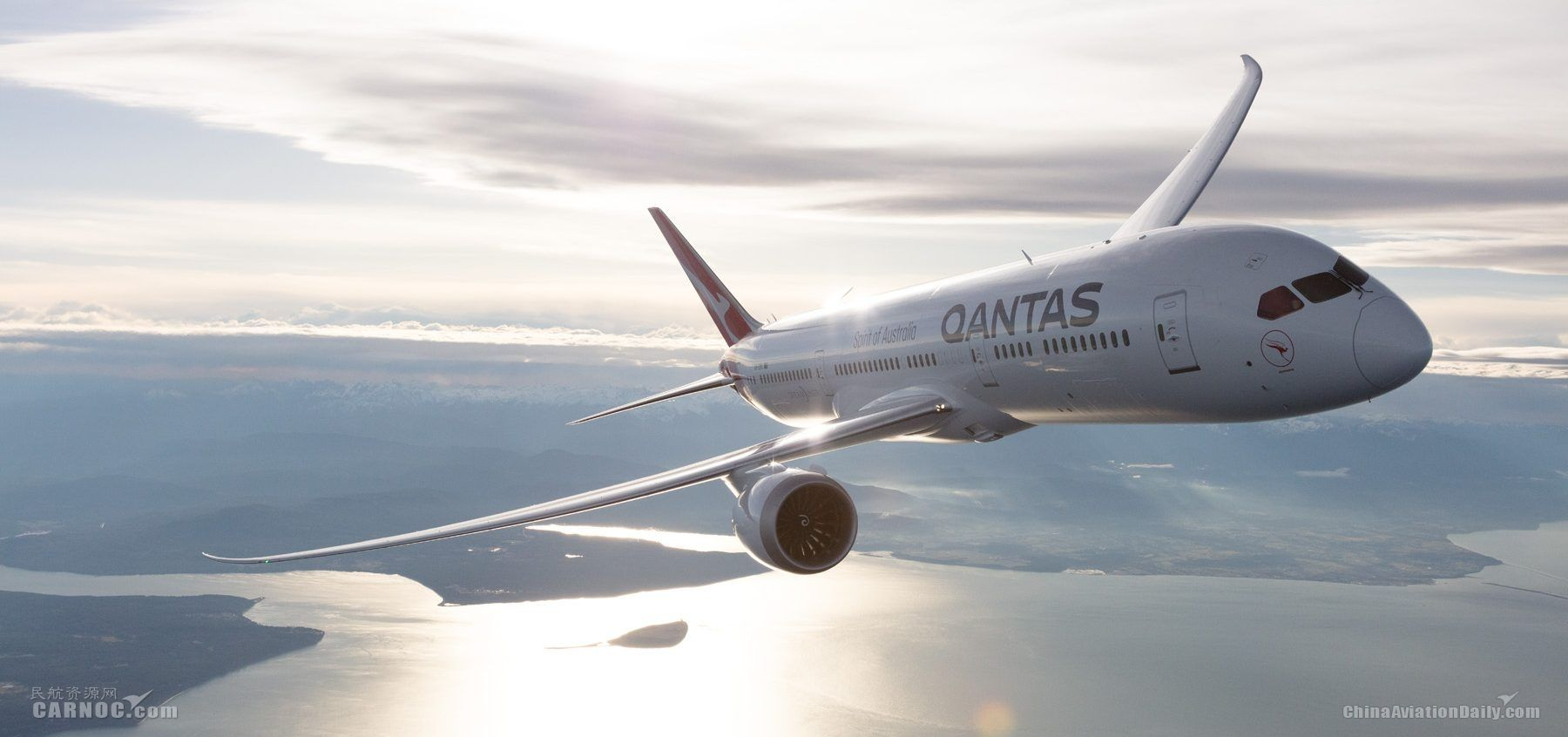澳航将于2020年开通芝加哥直飞航线 789执飞