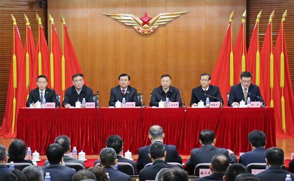 胡振江任民航中南地区管理局局长、党委常委
