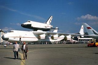 鼓掌!安-225首飞30周年!