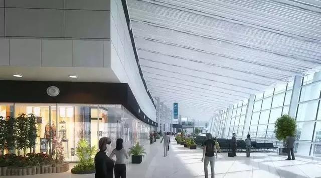 机场候机厅、登机口