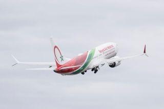 摩洛哥皇家航空接收首架波音737MAX飞机